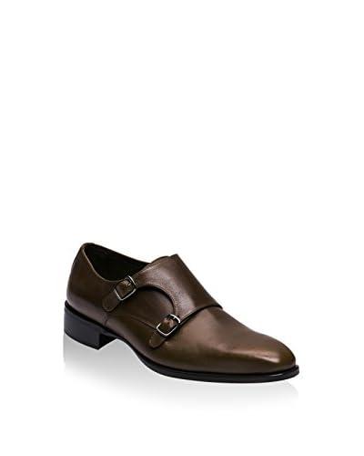 Ortiz & Reed Zapatos Monkstrap Marrón