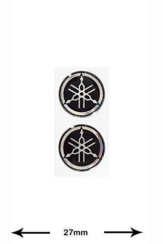 autocollant-sticker-yamaha-3d-autocollant-sticker-2-pieces-black-glitter-effect-wappen-autocollant-s