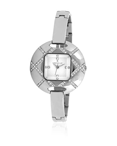 Cristian Lay Reloj de cuarzo 19559 Plateado 37 mm