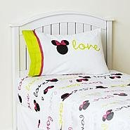 Minnie Mouse Bedding Twin