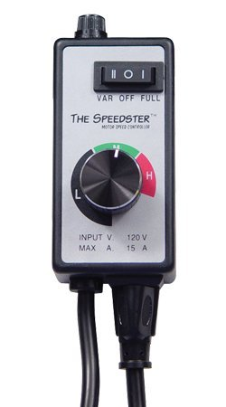SPEEDSTER/ VARIABLE FAN SPEED CONTROLLER 736617 (Variable Speed Fan Dial compare prices)
