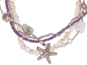 MyStrand Life at Sea Necklace, Adjustable Length 16