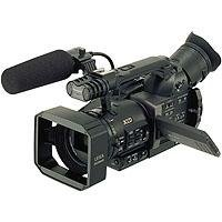 Panasonic Pro AG-DVX100BP(S) 3-CCD MiniDV Proline Camcorder with 10x Optical Zoom