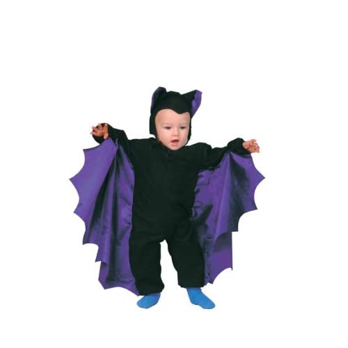 Cute Baby and Toddler Bat Costume