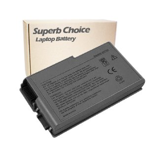 Stupendous Choice New Laptop Replacement Battery for Dell H9685 Y1238 Latitude d500 d505 d600 d610 c1295