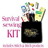 Sew Fast Sew Easy's Survival Sewing Kit Sewing Notions and Supplies ~ Sew Fast Sew Easy,...