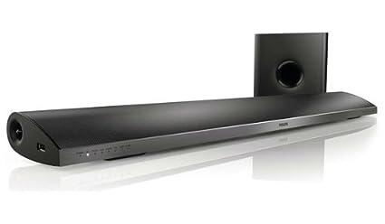 Philips CSS5123 Barre de son TV Home Cinéma pour PC/Appareil Android