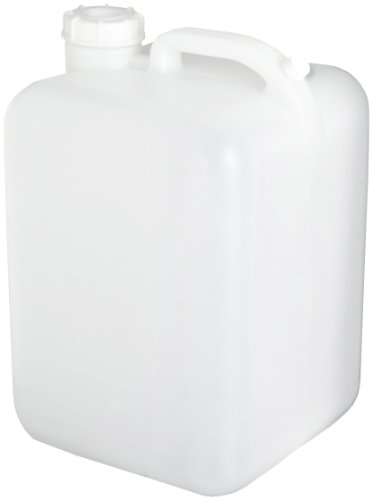 Dynalon 405604 HDPE 5 gallon Light Weight Carboy