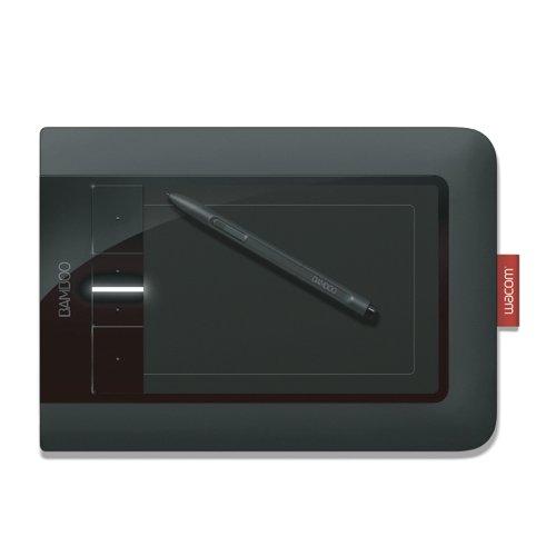 Wacom ペンタブレット Sサイズ イラスト&ビジネスに Bamboo CTH-460/K0