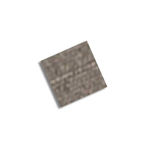 "Tapecase 5-3M Cn3490-1/2S Gray Non-Woven Conductive Fabric Tape, 0.5"" Length, 0.5"" Width, Squares (Pack Of 5)"