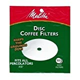 "Melitta - 3.5"" Disc Coffee Filter"
