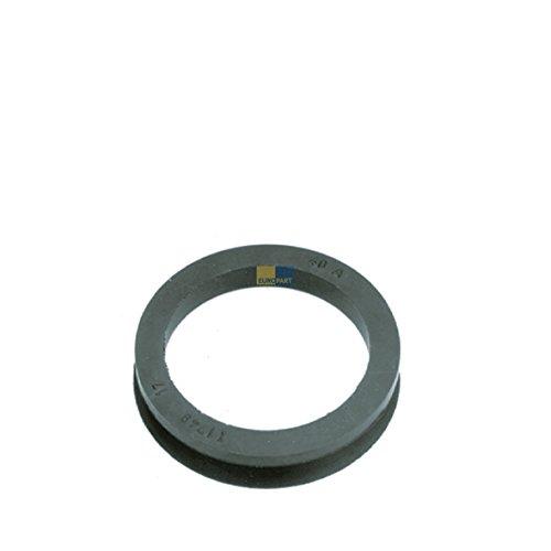 Lager-Wellendichtung Ring V40 Waschmaschine Dichtung wie Bauknecht 481253068001