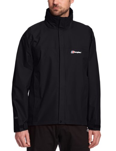 Berghaus Rg1 Jacket  Black - Large