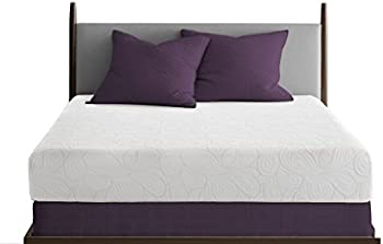 PuraSleep Serenity Memory Foam Queen Mattress