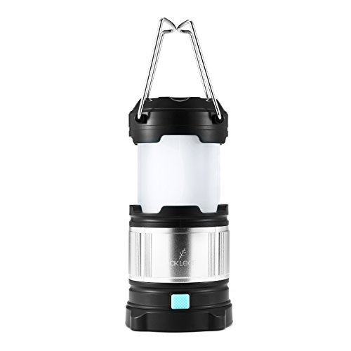 LED Lantern,Oak Leaf Portable Rechargeable Camping Lanterns with 4400mAh USB Power Bank for Hiking, Reading, Emergencies,Hurricanes,Outdoor & Indoor Use (Sleep Satisfaction Llc Sign compare prices)