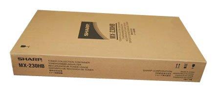 シャープ(SHARP) MX-230HB 廃トナーボックス 国内純正品 MX-2610FN/3110FN/3610FN/3640FN/3140FN/2640FN/2310/2310F/2514FN/3114FN/3611F/3614FN