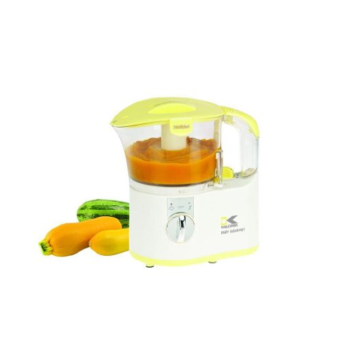 Kalorik MCH 33526 Y Yellow Baby Food Maker