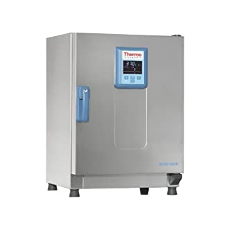 Thermo Heratherm Model OMH60-S Stainless Steel Advanced Protocol Security Laboratory Oven with Stainless Steel Exterior, Mechanical Convection - Adjustable Fan Speed, 120V,, 62L Capacity