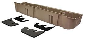 Du-Ha 20077 Ford Underseat Storage Console Organizer - Tan