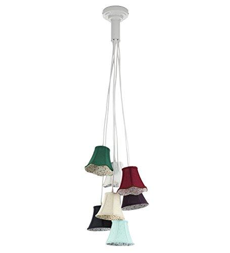 Tomasucci Bells Lampadario, Multicolore