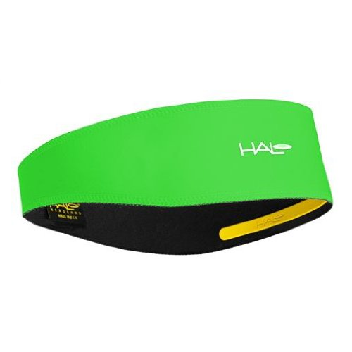Halo II Pullover Headband (Neon Green - One Size)