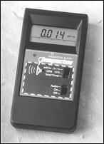 Inspector Radiation Meter, Geiger Counter