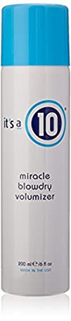Its a 10 Miracle Blow Dry Volumizer,…