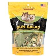 Vitakraft Vita Prima Sun Salad Treat for Dwarf Hamsters 8 oz. 31oX4va6DNL