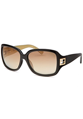 fendi-womens-sunglass-black-flash-gold-one-size