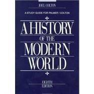 A History of the Modern World (Study Guide, 8th Edition)