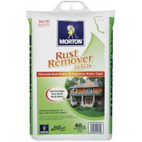 Morton Rust Remover Super Pellets Salt - 40lbs (Morton Salt Pellets compare prices)