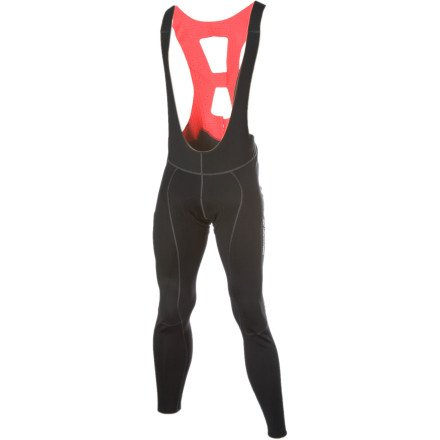 Image of Giordana FormaRed Carbon Windfront Bib Tights (B006GNHBDY)
