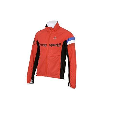 (ルコックスポルティフ)le coq sportif アウタージャケット QC-581243 RED RED L