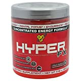 BSN Hyper FX Fruit Punch 30 Servings Concentrated Energy Formula