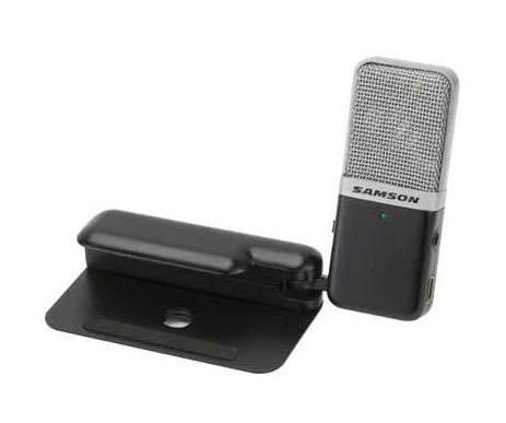 Samson Technology Portable Usb Mic (Go-Mic)
