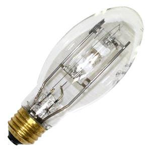 SYLVANIA 64587 - 50 Watt - E17 - METALARC PRO-TECH - Pulse Start - Metal Halide - Protected Arc Tube - 3000K - Medium Base - ANSI M110/O - Universal Burn - MP50/U/MED