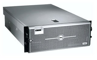 Dell PowerEdge R900 - 4x 2.4GHz Quad Core Intel