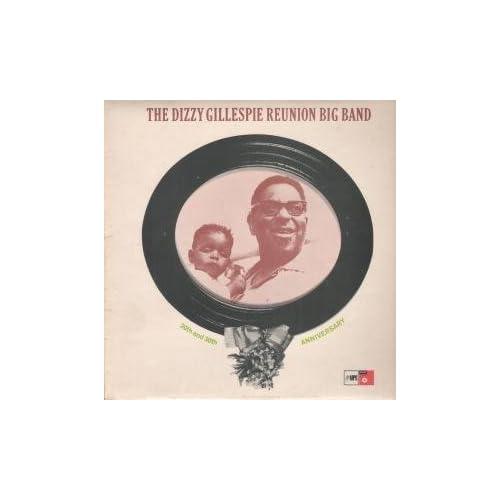 LP (VINYL) UK MPS 1968 DIZZY GILLESPIE REUNION BIG BAND Music