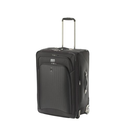 Travelpro Luggage Platinum Expandable Rollaboard Suiter In Honeycomb Framing, Black, One Size B005150K2C