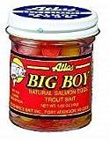 Atlas 208 Big Boy Salmon Eggs, Assorted
