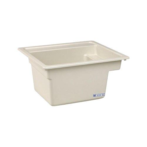 20 Inch Utility Sink : Mustee 18F Utilatub Laundry Tub Floor Mount, 24-Inch x 20-Inch, White ...