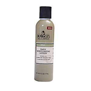 Dr. Miracle's Style Daily Moisturizing Lotion