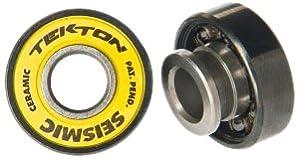 Seismic Tekton Ceramic Bearings Single Set, 10mm
