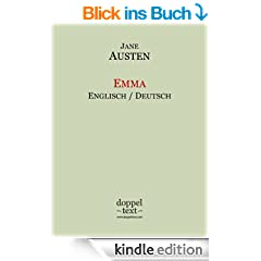 Emma - zweisprachig Englisch-Deutsch / Dual Language English-German Edition (English Edition)