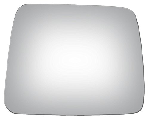 1986-1994 NISSAN D21, 1998-2004 FRONTIER, 1987-1995 PATHFINDER, 1995-1997 PICKUP, 2000-2004 XTERRA Convex Passenger Side Replacement Mirror Glass (1996 Nissan D21 Mirrors compare prices)