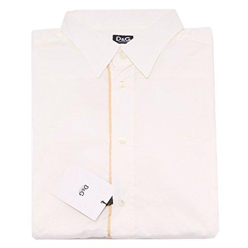 30537 camicia D&G DOLCE&GABBANA SLIM camicie uomo shirt men [54]