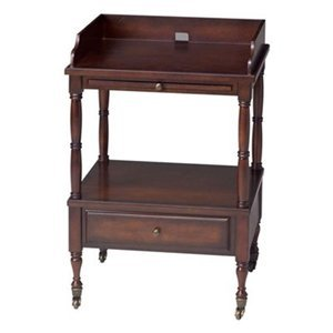 Image of Cooper Classics 5823 Sloan Square End Table Furniture (B0046EWQK8)
