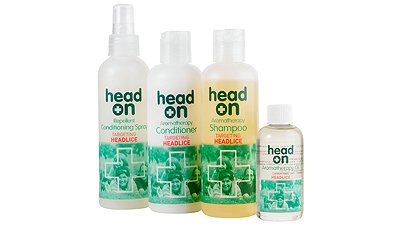 Head On - Aromatherapy Shampoo Targeting Headlice - 200ml