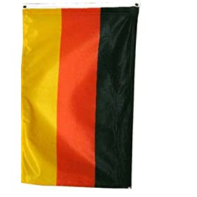 Germany Flag Polyester 3 ft. x 5 ft.