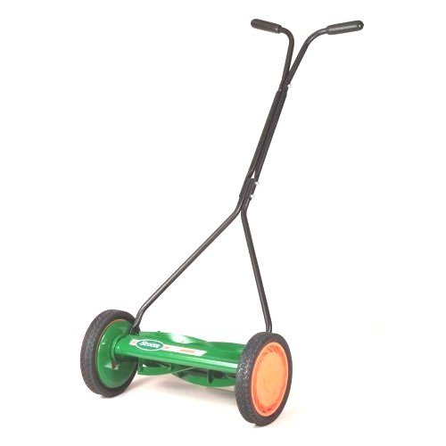 Scotts 415-16S 16-Inch Elite Push Reel Lawn Mower
